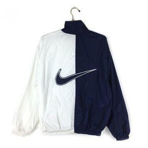 Nike Vintage 90s Windbreaker Jacket